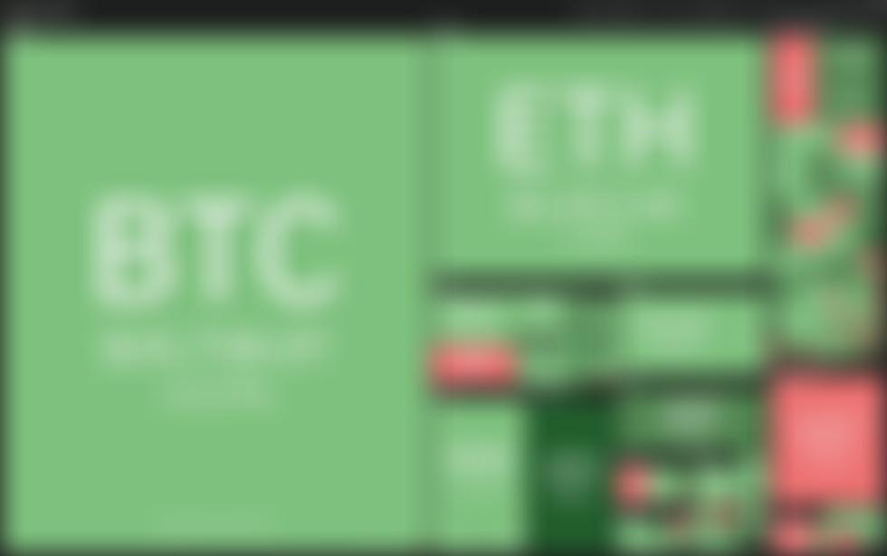 Top 5 cryptocurrencies om deze week te bekijken: BTC, MATIC, EOS, XMR, AAVE