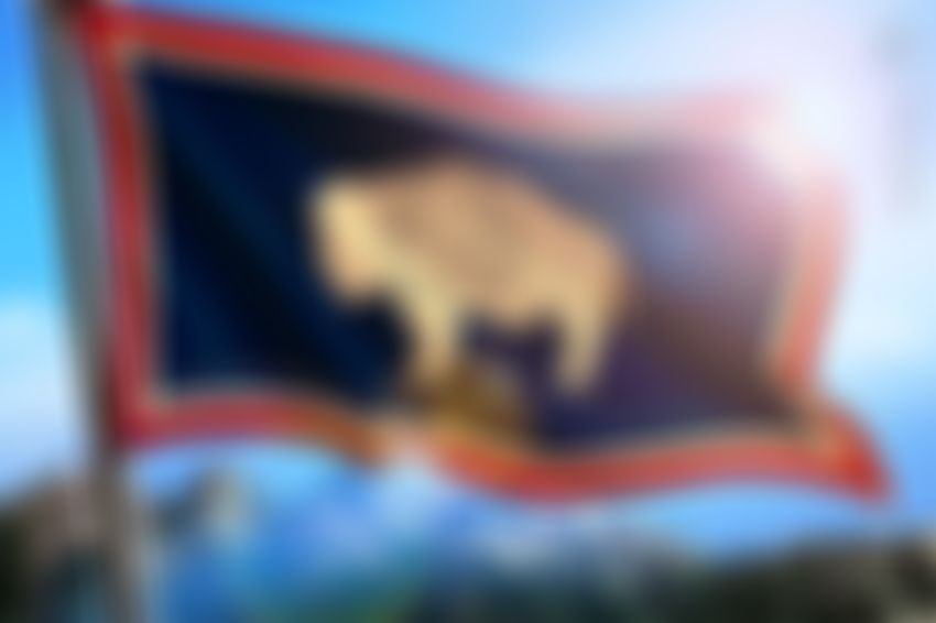 Crypto wagering for online sports betting now legal in Wyoming