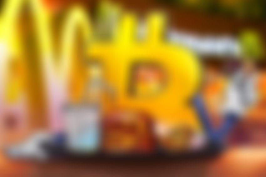 Fiat food? Bitcoin Big Mac Index crashes below 10,000 satoshis for the first time ever