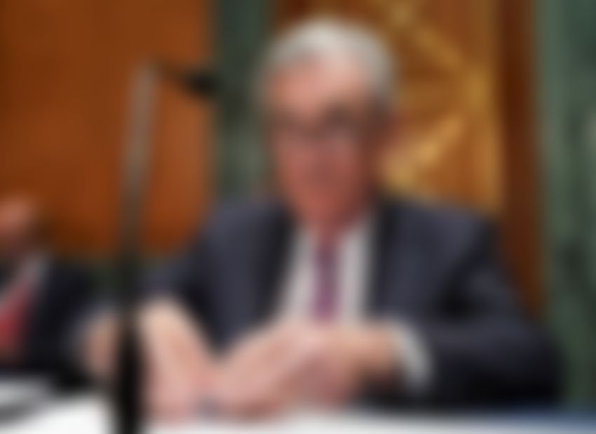 Fed's Powell says he's undecided on central bank digital currency